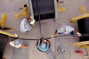 CTS: Certified expertise in outside plant design and installation.