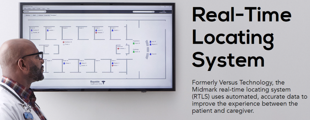 Midmark - Real Time Locating System